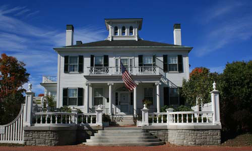 The Blaine House - Maine's Governor's Mansion