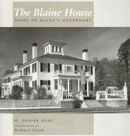 The Blaine House, Home of Maine's Governors