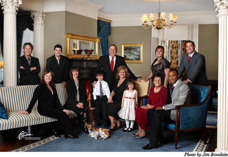 The LePage Family